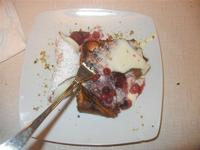 dolci: pandoro con crema al mascarpone e cannolicchio - Busith - 25 dicembre 2011  - Buseto palizzolo (623 clic)