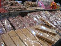 Carnevale - delizie sulle bancarelle - 8 marzo 2011  - Cinisi (1706 clic)