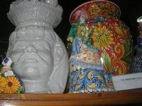 ceramiche - 4 dicembre 2010  - Caltagirone (1440 clic)