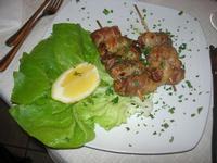 involtini di carne alla griglia - Busith - 27 marzo 2011  - Buseto palizzolo (1535 clic)