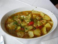 patate all'acqua pazza - La Cambusa - 24 aprile 2011  - Castellammare del golfo (1341 clic)
