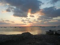 tramonto sulle Isole Egadi - 13 novembre 2011  - Nubia (474 clic)