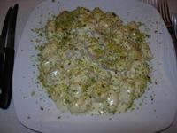 gnocchi con pistacchi e speck - Busith - 30 gennaio 2011  - Buseto palizzolo (1628 clic)