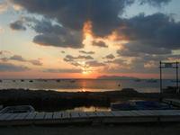 tramonto sulle Isole Egadi - 13 novembre 2011  - Nubia (491 clic)