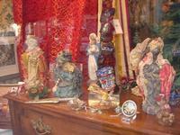 ceramiche in vetrina - 6 gennaio 2011  - Sciacca (1492 clic)