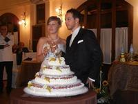 Nozze Tatiana e Francesco - 1 ottobre 2011  - Segesta (1374 clic)