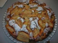 la torta alle mele della sig.ra Antonina Asaro - 19 marzo 2011  - Castellammare del golfo (1341 clic)