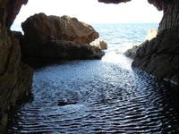 Grotta Perciata - 8 maggio 2011 TERRASINI LIDIA NAVARRA