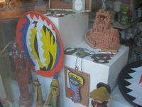 ceramiche in vetrina - 6 gennaio 2011  - Sciacca (1504 clic)