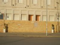 Largo Caduti di Nassyria - 6 novembre 2011  - Mazara del vallo (731 clic)