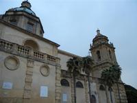 cupola e campanile della Cattedrale - arco - 25 aprile 2011  - Mazara del vallo (871 clic)