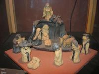 Museo Internazionale del Presepe - Collezione Luigi Colaleo - 5 dicembre 2010  - Caltagirone (1496 clic)