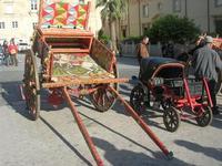 carretti siciliani e carozze in mostra - 16 maggio 2010  - Noto (4545 clic)