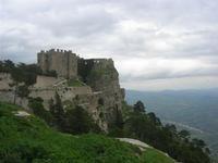 Castello di Venere - 1 gennaio 2011  - Erice (1168 clic)
