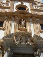 Chiesa di Santa Maria di Monte Oliveto - particolare - 8 agosto 2011 PALERMO LIDIA NAVARRA