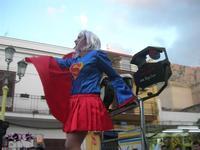 Carnevale - sfilata carri allegorici - 8 marzo 2011  - Cinisi (2229 clic)