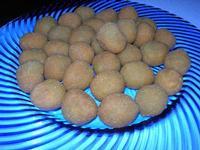 mozzarelline panate - Parco Elimi - 26 giugno 2010  - Segesta (3315 clic)