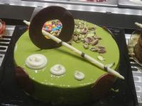 torta al pistacchio - Enny - 12 novembre 2011  - Alcamo (862 clic)