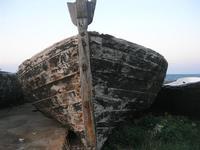 Tonnara - barca - 14 marzo 2010   - Bonagia (2300 clic)