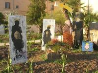 presepe - Piazza Angelo Scandaliato - 6 gennaio 2011  - Sciacca (1710 clic)