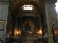 la Cattedrale Metropolitana della Santa Vergine Maria Assunta - interno: cappella Madonna della Lett