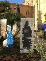 presepe - Piazza Angelo Scandaliato - 6 gennaio 2011  - Sciacca (1512 clic)