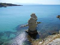 scogli, mare e golfo di Castellammare - 8 maggio 2011 TERRASINI LIDIA NAVARRA