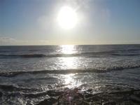 il mare quasi al tramonto - 6 novembre 2011  - Mazara del vallo (651 clic)