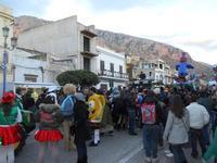 Carnevale - sfilata carri allegorici - 8 marzo 2011  - Cinisi (1698 clic)