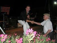 lo spettacolo - I SAPORI DELL'ESTATE - manifestazione organizzata dall'Associazione Socio-Culturale GUARRATO-FONTANASALSA - 8 agosto 2010  - Guarrato (2695 clic)
