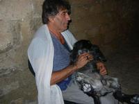 all'interno del Baglio Isonzo - 1 ottobre 2011  - Scopello (1272 clic)
