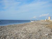 Torre di Nubia e panorama della costa fino a Trapani - 20 novembre 2011  - Nubia (551 clic)