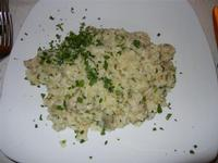 risotto con carciofi e salsiccia - Busith - 1 maggio 2011  - Buseto palizzolo (1158 clic)