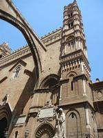 la Cattedrale Metropolitana della Santa Vergine Maria Assunta - 8 agosto 2011 PALERMO LIDIA NAVARRA
