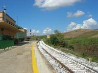 stazione ferroviaria - 12 settembre 2010  - Segesta (1705 clic)