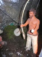 presepe etnico - 4 dicembre 2010  - Caltagirone (1448 clic)