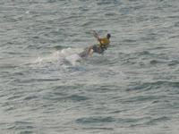 Zona Canalotto - kitesurf - 28 settembre 2011  - Alcamo marina (1089 clic)