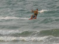 Zona Canalotto - kitesurf - 28 settembre 2011  - Alcamo marina (1430 clic)
