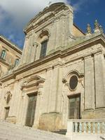Chiesa Santa Maria del Monte - 4 dicembre 2010  - Caltagirone (1682 clic)