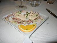 cocktail di gamberi - Monsù - 6 gennaio 2012  - Castellammare del golfo (579 clic)