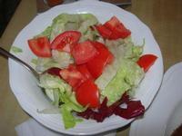 contorno: insalata mista - Due Palme - 8 dicembre 2010  - Santa ninfa (1688 clic)