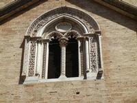la Cattedrale Metropolitana della Santa Vergine Maria Assunta - bifora - 8 agosto 2011 PALERMO LIDIA
