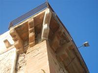 Torre di avvistamento - particolare - 13 novembre 2011  - Marausa lido (1035 clic)