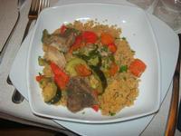 cous cous di carne e verdure - Busith - 13 marzo 2011   - Buseto palizzolo (1336 clic)