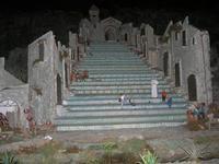 Presepe Monumentale Animato - Scala Santa Maria del Monte in miniatura - 4 dicembre 2010  - Caltagirone (2499 clic)