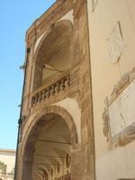 Seminario (Vescovile) dei Chierici - particolare - 9 maggio 2010   - Mazara del vallo (1640 clic)
