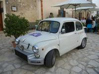 auto d'epoca - Fiat Abarth 850 TC - 1 ottobre 2011  - Scopello (1080 clic)