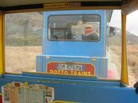 sul trenino - entroterra Golfo del Cofano - 29 agosto 2010  - Castelluzzo (2282 clic)