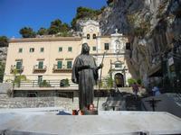 Santuario di Santa Rosalia sul Monte Pellegrino - la Santuzza - 8 agosto 2011 PALERMO LIDIA NAVARRA