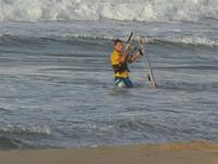Zona Canalotto - kitesurf - 8 ottobre 2011  - Alcamo marina (1175 clic)